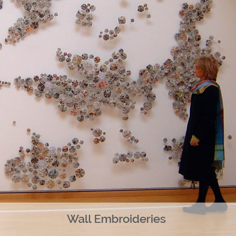 Wall Embroideries